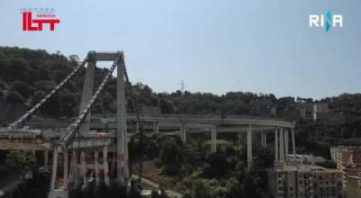 Embedded thumbnail for Ponte Morandi: le pile 10 e 11