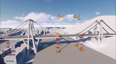 Embedded thumbnail for Messa in sicurezza Ponte Morandi - Levante
