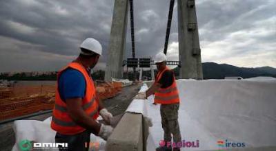 Embedded thumbnail for Opere di Mitigazione - Lato Est Ponte Morandi